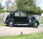 1939 Rolls Royce Silver Wraith in London