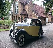 1950 Rolls Royce Silver Wraith in London
