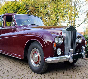 1960 Rolls Royce Phantom in London