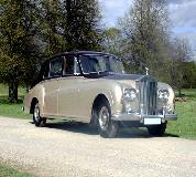 1964 Rolls Royce Phantom in London