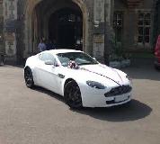 Aston Martin Vantage Hire  in London