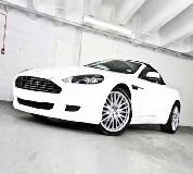 Aston Martin Volante Hire in London