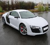 Audi R8 Hire in London