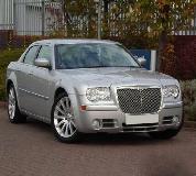 Chrysler 300C Baby Bentley Hire in London