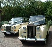 Crown Prince - Rolls Royce Hire in London