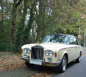 Duchess - Rolls Royce Silver Shadow Hire in London