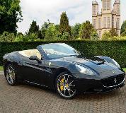 Ferrari California Hire in London