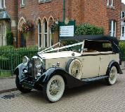 Gabriella - Rolls Royce Hire in London