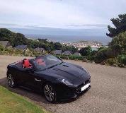 Jaguar F Type Hire in London