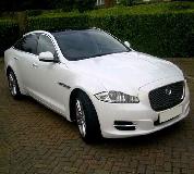 Jaguar XJL in London