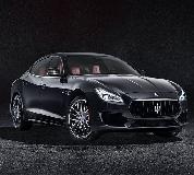 Maserati Quattroporte Hire in London