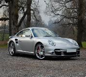 Porsche 911 Turbo Hire in London