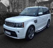 Range Rover Sport Hire  in London