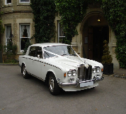 Rolls Royce Silver Shadow Hire in London