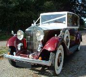 Ruby Baron - Rolls Royce Hire in London